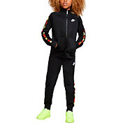 Nike Toddler Tricot Full-Zip Jacket and Jogger Pants Set