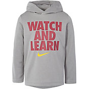 Nike Boys' Verbiage Thermal Pullover