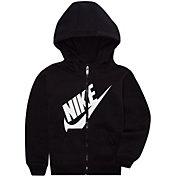 Nike Little Boys' Futura Fleece Full-Zip Hoodie