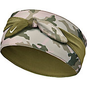 Nike Women's Heathered Camo Bandana Head Tie