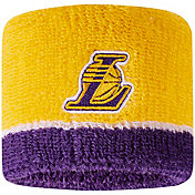 Nike Los Angeles Lakers Wristbands