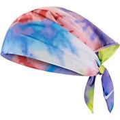 Nike Adult Tie Dye Printed Bandana