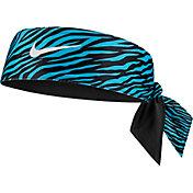 Nike Adult Zebra Print Headtie