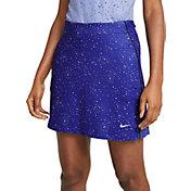 """Nike Women's Dot Print 17"""" Golf Skirt"""