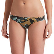 Nike Women's Camo Bikini Bottoms