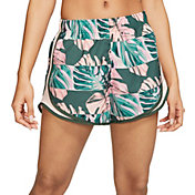 Nike Women's Boxed Botanical Print Tempo Running Shorts