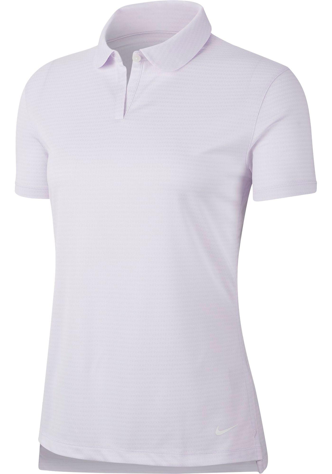 Nike Women's Dri-FIT Victory Short Sleeve Golf Polo
