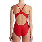 Nike Women's Swim Guard Racerback One-Piece Swimsuit