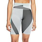 Nike Women's Icon Clash Seamless 8'' Training Shorts