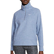 Nike Women's Hypernaturals ½-Zip Pullover Sweater