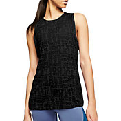 Nike Women's Just Do It Burnout Tank Top