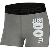 Nike Women's Pro Just Do It 3'' Shorts