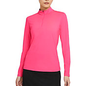 Nike Women's Dri-FIT UV Victory Long Sleeve Golf Top