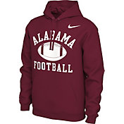Nike Women's Alabama Crimson Tide Crimson Pullover Football Hoodie