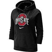 Nike Women's Ohio State Buckeyes Varsity Pullover Black Hoodie