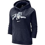 Nike Women's Jackson State Tigers Navy Blue Varsity Pullover Hoodie