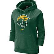 Nike Women's Norfolk State Spartans Green Varsity Pullover Hoodie