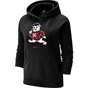 Nike Women's South Carolina State Bulldogs Varsity Pullover Black Hoodie