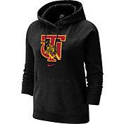 Nike Women's Tuskegee Golden Tigers Varsity Pullover Black Hoodie