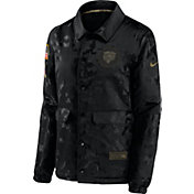 Nike Women's Salute to Service Chicago Bears Black Jacket