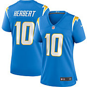 Nike Women's Los Angeles Chargers Justin Herbert #10 Blue Game Jersey