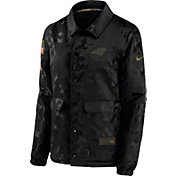 Nike Women's Salute to Service Carolina Panthers Black Jacket