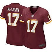 Nike Women's Washington Football Team Terry McLaurin #17 Red Game Jersey