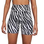 "Nike Women's One 7"" Printed Shorts"