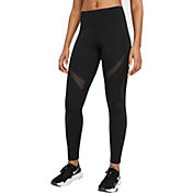 Nike Women's One Mesh Inset Leggings