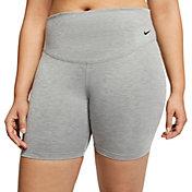"Nike Women's Plus Size 7"" Shorts"