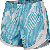 Nike Women's Printed Tempo Running Shorts