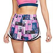 Nike Women's Tempo Printed Running Shorts