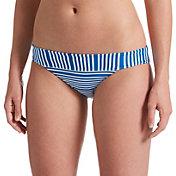 Nike Women's Reversible Mesh Banded Bikini Bottoms