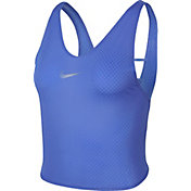 Nike Women's Miler Crop Breathe Tank Top