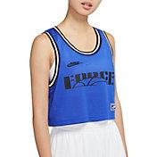 Nike Women's Sportswear Cropped Basketball Jersey