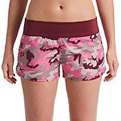 Nike Women's Camo Swim Board Shorts