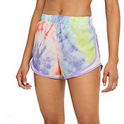 Nike Women's Tie Dye Tempo Shorts