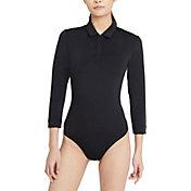 Nike Women's UV Long Sleeve Golf Bodysuit