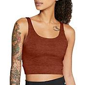 Nike Women's Luxe Cropped Novelty Tank Top