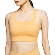 Nike Women's Swoosh Luxe Medium Support Sports Bra