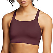 Nike Women's Swoosh Luxe Medium Support Sports Bra