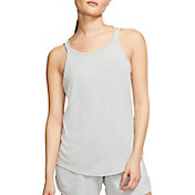 Nike Women's Yoga Ribbed Strappy Tank Top