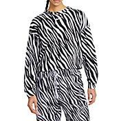 Nike Women's Zebra Fleece Sweatshirt