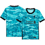 Nike Youth Liverpool '20 Breathe Stadium Away Replica Jersey