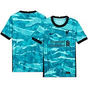 Nike Youth Liverpool '20 Breathe Stadium Away Replica Jersey