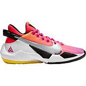 Nike Kids' Grade School Zoom Freak 2 Basketball Shoes