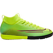 Nike Kids' Mercurial Superfly 7 Academy MDS Indoor Soccer Shoes