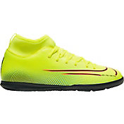 Nike Kids' Mercurial Superfly 7 Club MDS Indoor Soccer Shoes