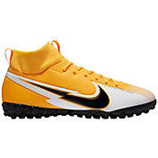 Nike Kids' Mercurial Superfly 7 Academy Turf Soccer Cleats