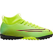 Nike Kids' Mercurial Superfly 7 Academy MDS Turf Soccer Cleats